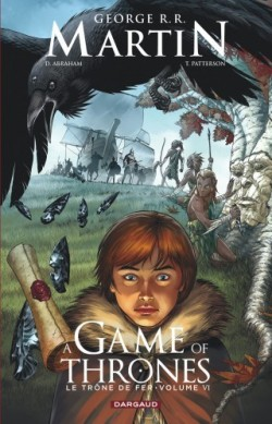 Couverture de A Game of Thrones, tome 6 (Bd)
