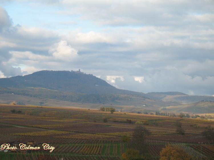 Châteaux en Alsace