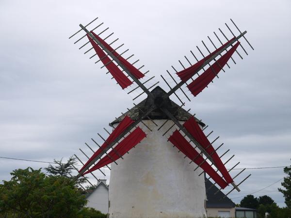 """Erdeven - Le moulin """"le Narbon"""""""