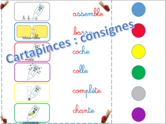 Cartapinces-consignes