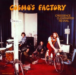 CREEDENCE CLEARWATER REVIVAL - Cosmo's Factory [40th Anniversary Edition]