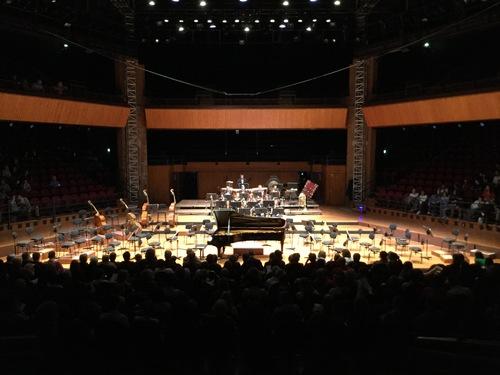 Musika Orchestra Academy, concert du 23 octobre