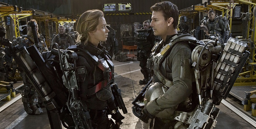 [Test Blu-ray] Edge of Tomorrow