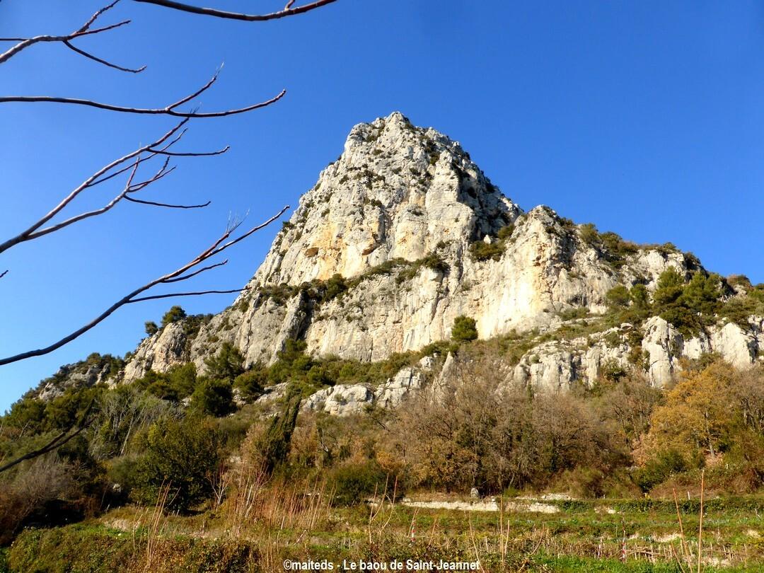Baou de Saint-Jeannet (06)