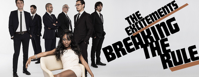 "The Excitements : CD "" Breaking The Rule "" Penniman Records PENNCD-006 [ ES ]"