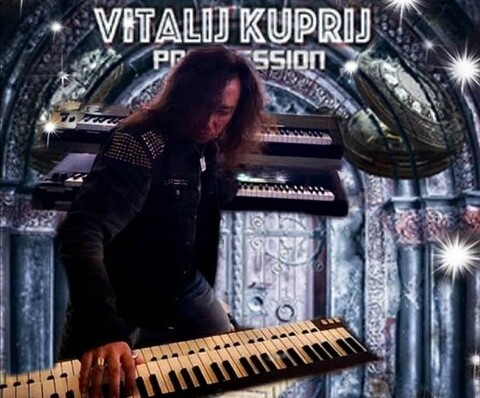 VITALIJ KUPRIJ - Détails et preview du nouvel album Progression