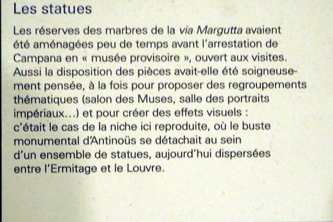 EXPOSITION DU MARQUIS CAMPANA