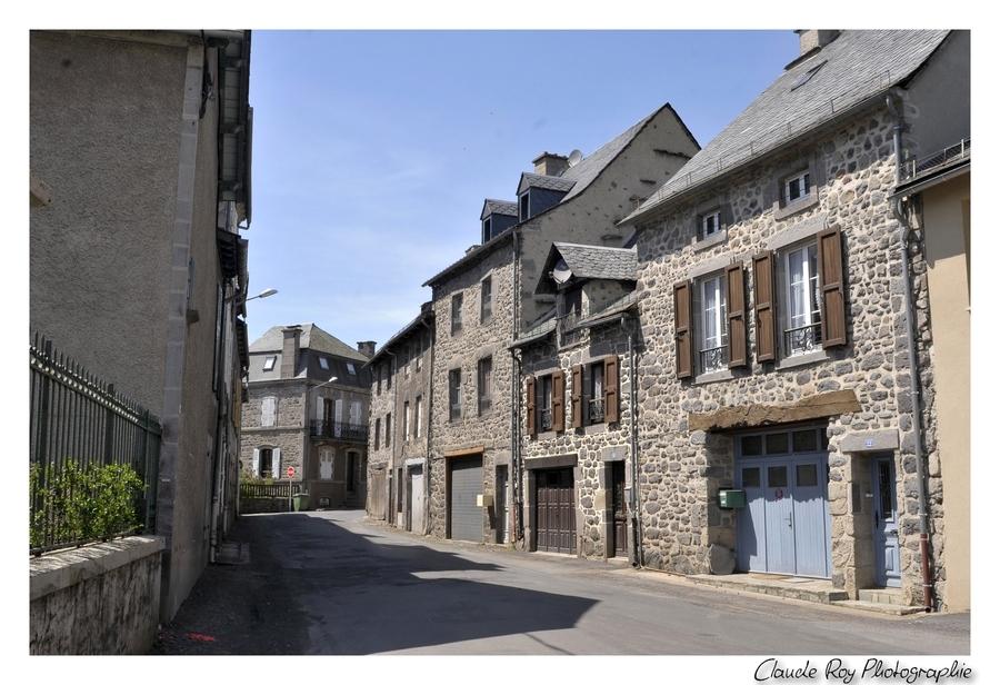 Allanche - Cantal - Auvergne - 11 Mai 2015