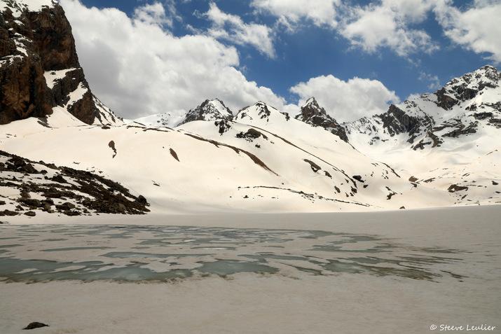 Lac Mutnoye, Tadjikistan