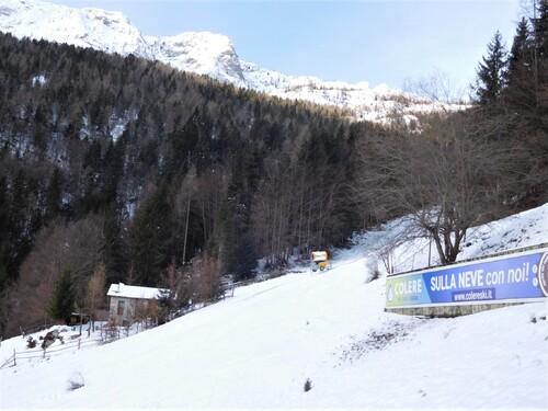 22/01/2020 Ski à Colere Val di Scalve BG Lombardia Italie