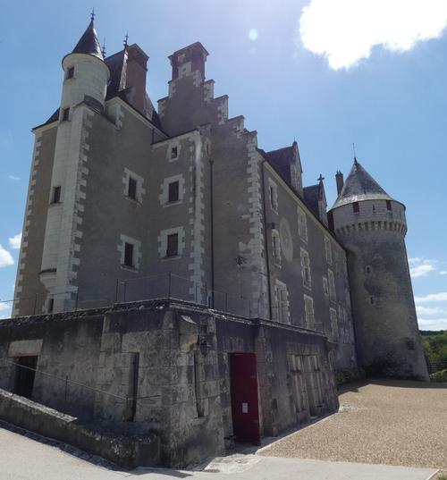 Le château de Montpoupon