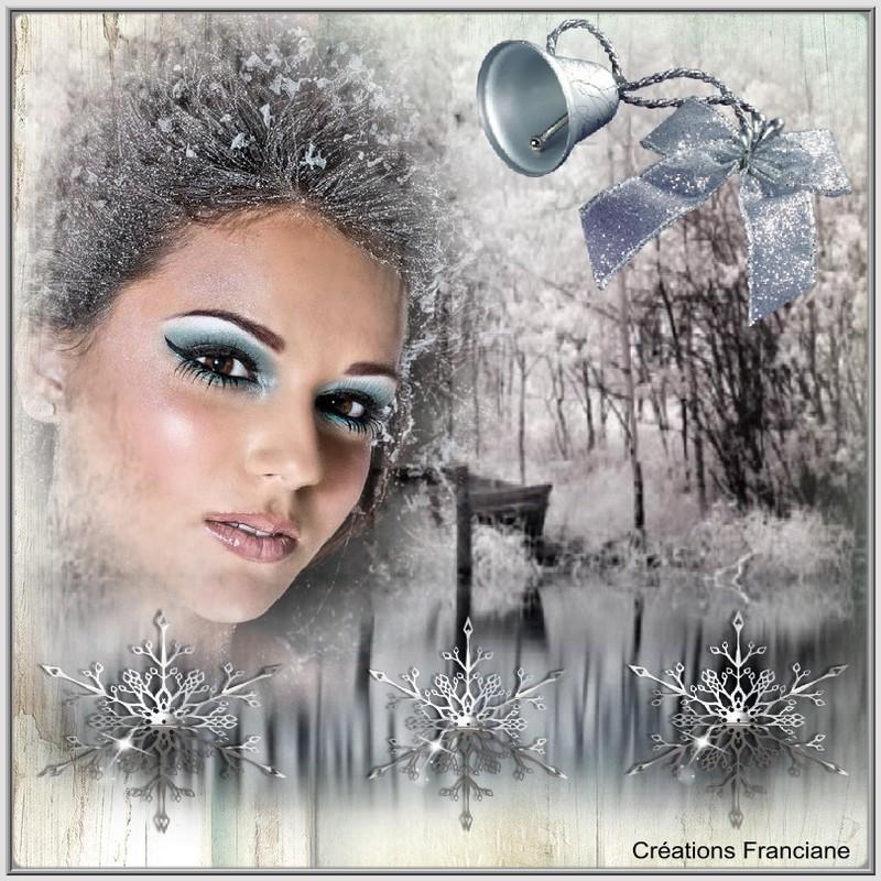 quelques créations sur le thème hiver !