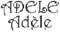 Dictons de la Ste Adèle + grille prénom !