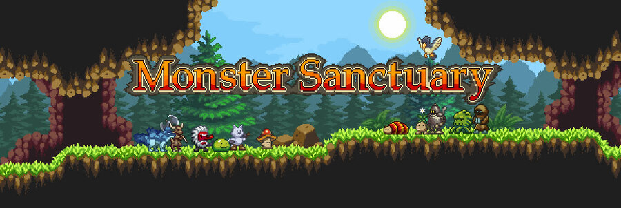 News : Monster Sanctuary en démo et sur KIckstarter---