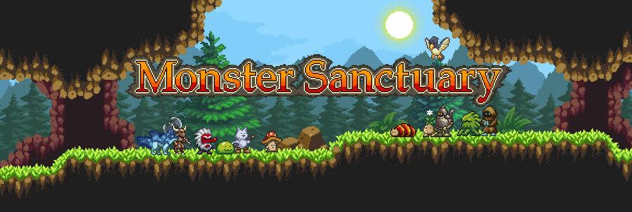 News : Monster Sanctuary en démo et sur KIckstarter---