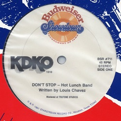 Hot Lunch Band - Don't Stop