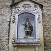 Lisbonne - Statue de St Georges patron de Lisbonne