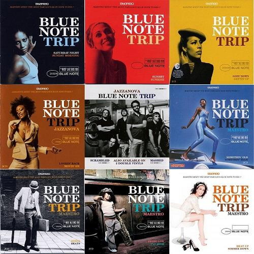 Blue Note Records : Blue Note Trip Série