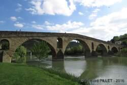 Mardi 17 mai 2016 Puente la Reina - Estella environ 25km (dénivelé cumulé 660m)