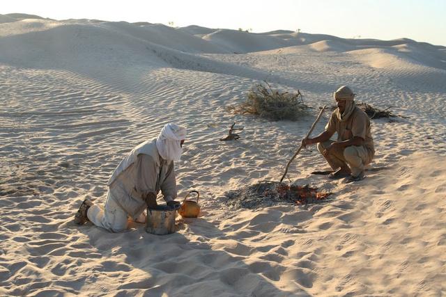 Berbères du désert