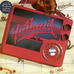 Fatback - Hotbox - Complete LP