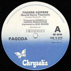 Pagoda - Finders Keepers