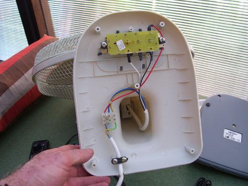 Comment réparer un ventilateur qui ne tourne plus