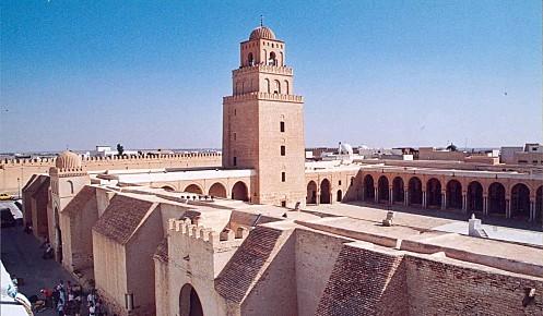 Grande mosquee Kairouan2 S