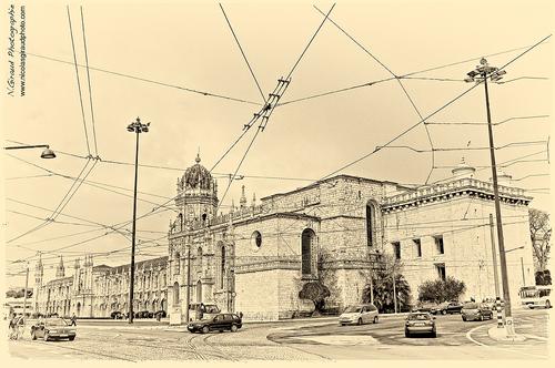 Lisboà Part III: Des Docks à Bélem