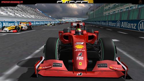 2009 - Team Scuderia Ferrari