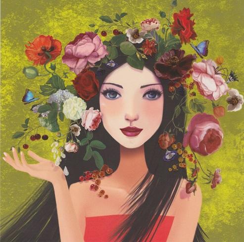 illustration de Mila Marquis