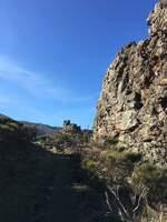 LUNDI 20 FEVRIER 2017 - LE PORTAIL DE ROQUANDOUIRE - SAINT GERVAIS SUR MARE (Hérault°