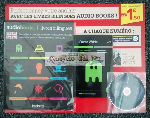 N° 1 Audio book : livres bilingues - Test