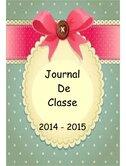 Nouvelle page de garde cahier journal