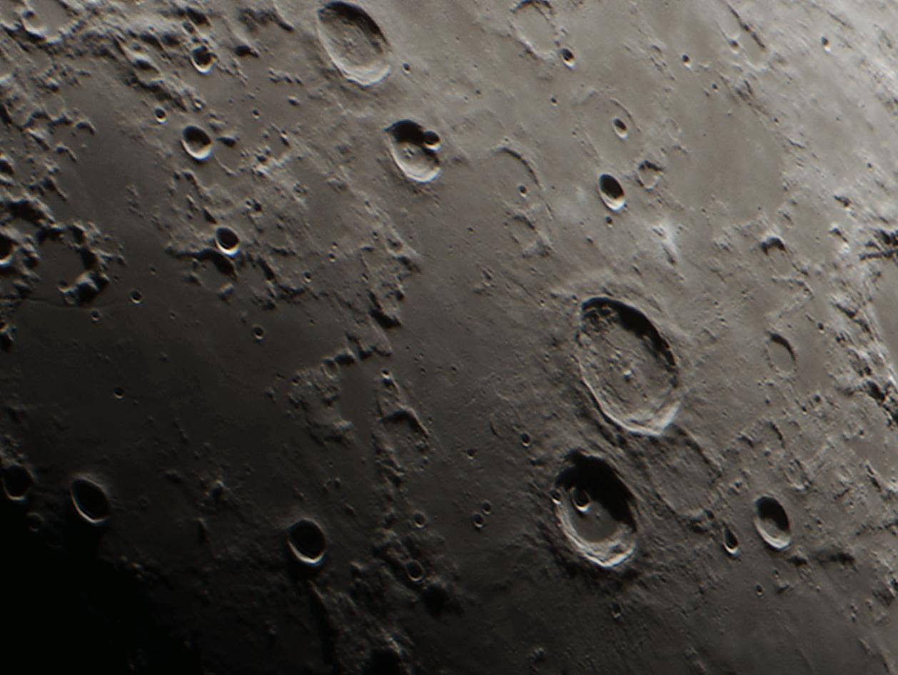 cratères Atlas et Hercules