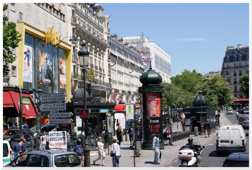 7. Visiter Paris en bus touristique