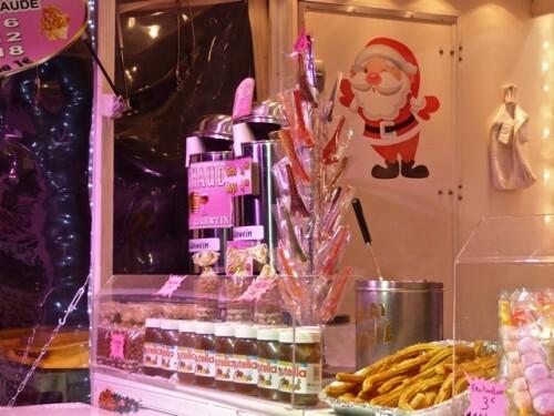 Nutella déco Noël