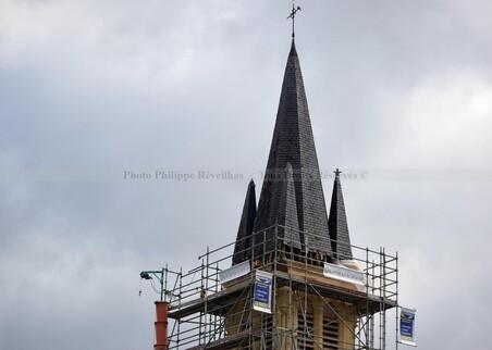 L'Eglise de Ychoux
