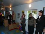 """Inauguration de la classe des """"Pitchounes"""""""