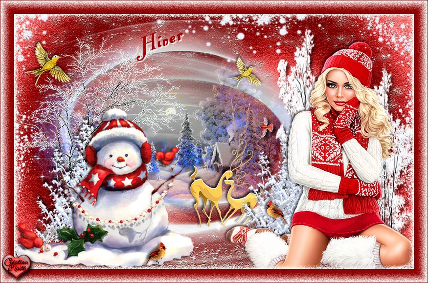 Jeux et préparatifs de Noël....