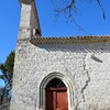 FAUROUX Au lieusit ST ROMAIN l'église MARS 2017 photo mcmg82