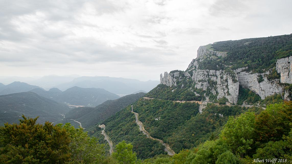 Entre Drôme et Isère - Chatillon en Diois - 1