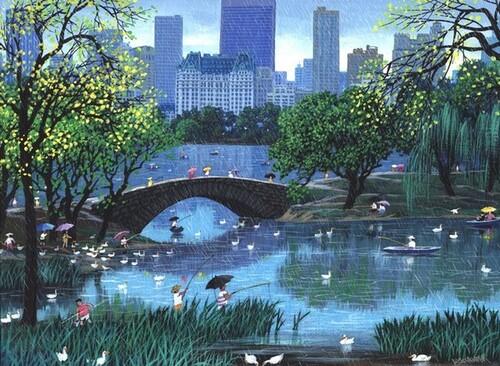 Peinture de : Alexander Chen