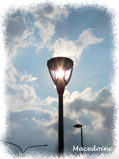 La lumière du jour