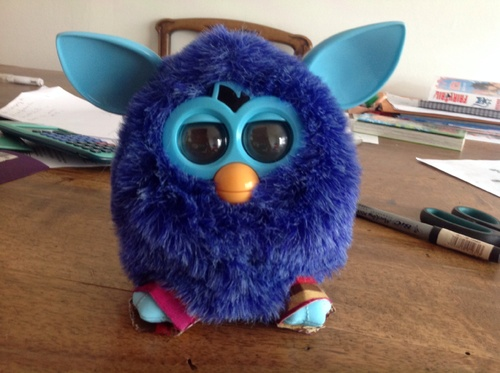 Chaussure pour Furby