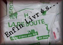 Colis La Redoute