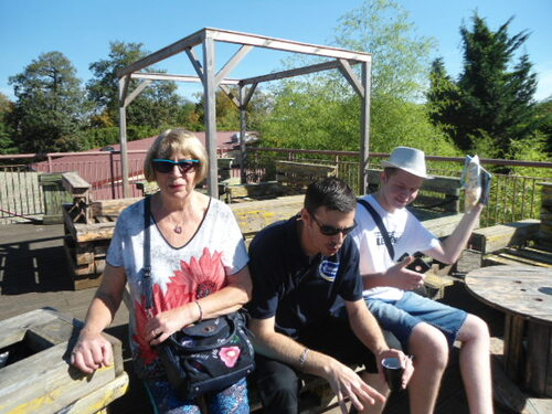 Balade au zoo d' Amnéville