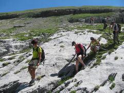 15 juillet 2014 - Le Col des Deux Soeurs et les crêtes de Grande Soeur Agathe