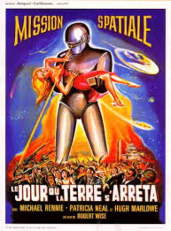 Le jour où la Terre s'arrêta (1951) - Robert Wise