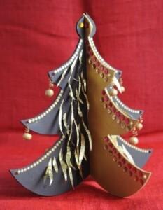 Sapin Doré Noël